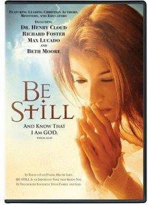 Be Still DVD